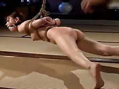 Flogging A Japanese OL