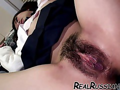 HAIRY JAPANESE AMATEUR !!