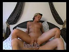 Germen short haired blonde fucked hard 3