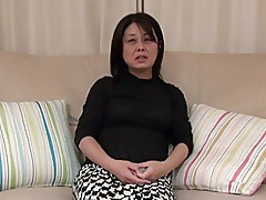 51yr old Granny Junko Miyahara gets Creampied (Uncensored)