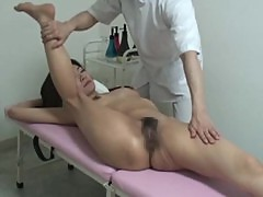 Big nipples japanese massage
