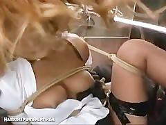 Bizarre Japanese Asian Fetish and Bondage Sex