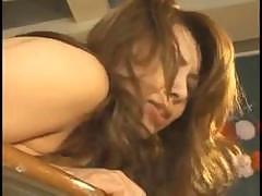 Japanese Big Tit MILF Teacher Sex