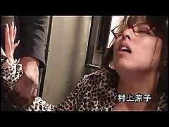 Japanese mom goes black1