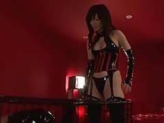 Femdom Asian Mistress