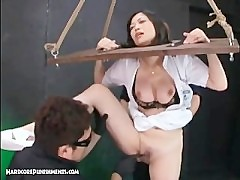 Hardcore Japanese Punishment: Momo #3