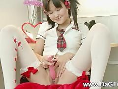 My orgasmic asian Valentine